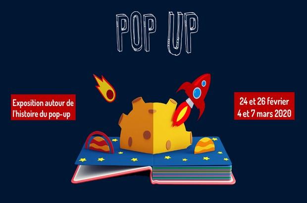 Magny le Hongre : L'art du Pop Up s'invite à la Salle Serge Goudailler les 26, 29 février