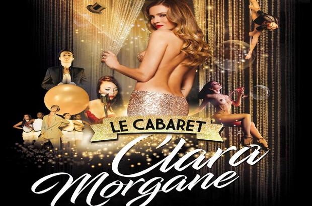 Montévrain : Le millésime accueille le Cabaret de Clara Morgane le 22 mars 2020