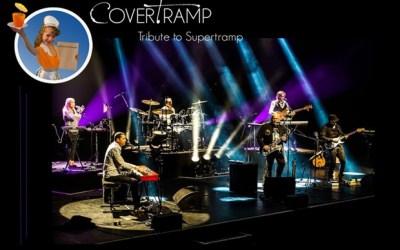 Concert Covertramp, hommage à Supertramp au Millésime de Montevrain le 20 mars 2020