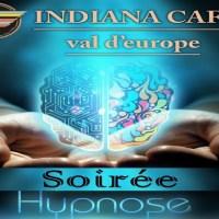 Serris : Grande soirée Hypnose à l'Indiana Café jeudi 20 février
