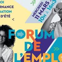 Forum de l'Emploi à Lagny sur Marne le 11 mars au Gymnase Cosec