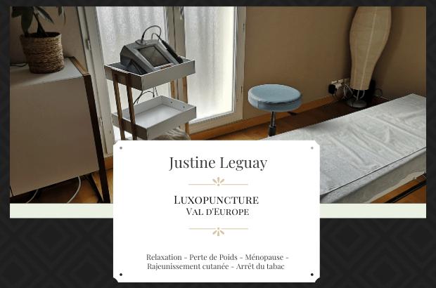 Serris : Ouverture d'un cabinet de Luxopuncture® Place d'Ariane