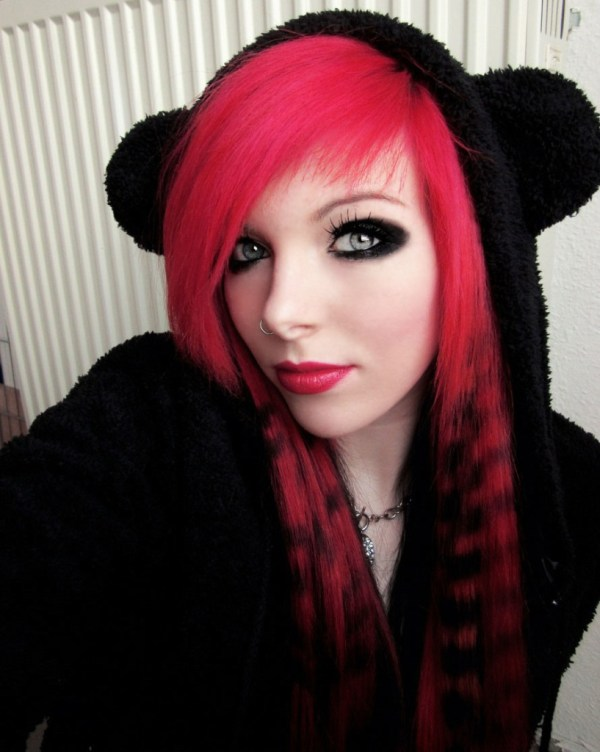 20 Emo Love Pink Pictures And Ideas On Meta Networks