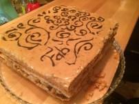 Le gâteau de melle Titam