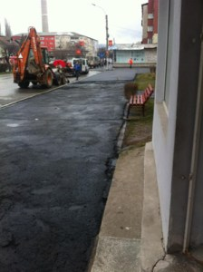 asfalt lupeni trotuare