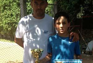 tenis trofeul ardealului