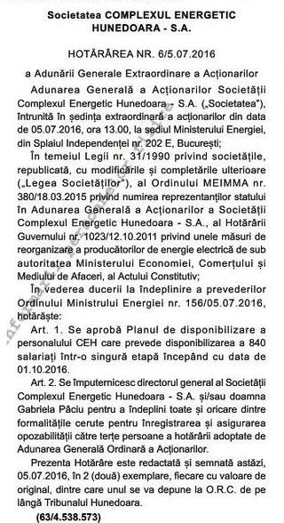 decizia-concedierilor-complexul-energetic-hunedoara