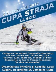 Cupa Straja la schi
