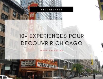 10 expériences pour découvrir Chicago