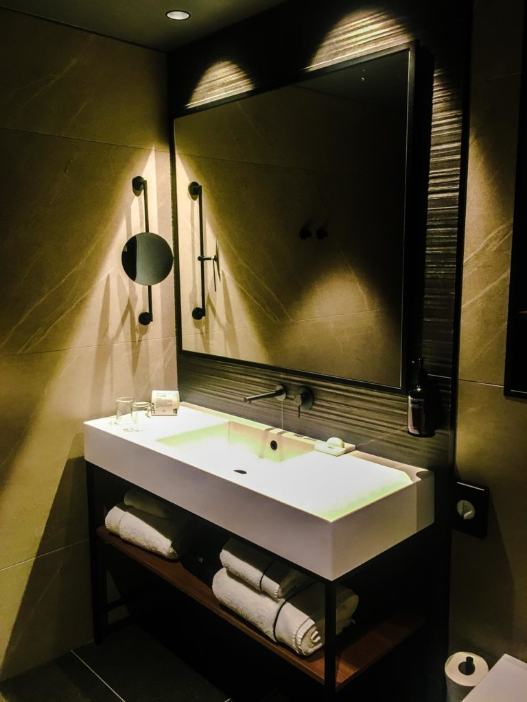 Victoria Palace - La salle de bain