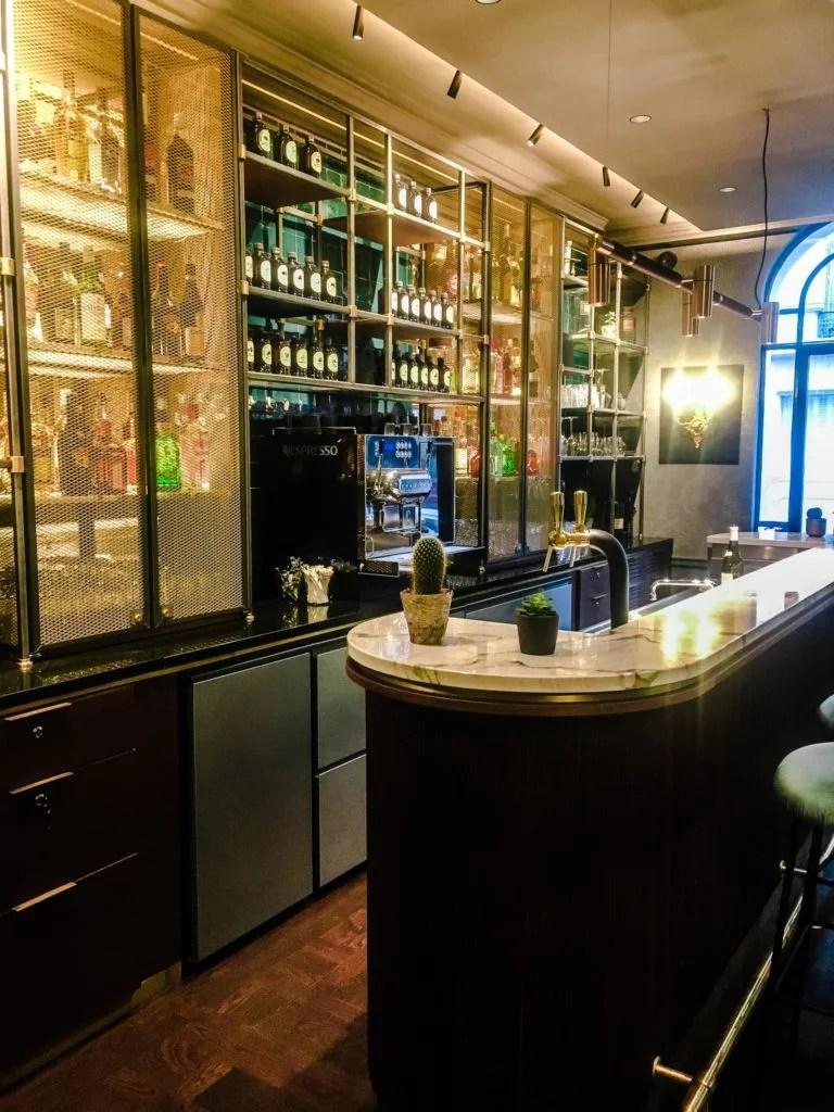 Victoria Palace - Le bar