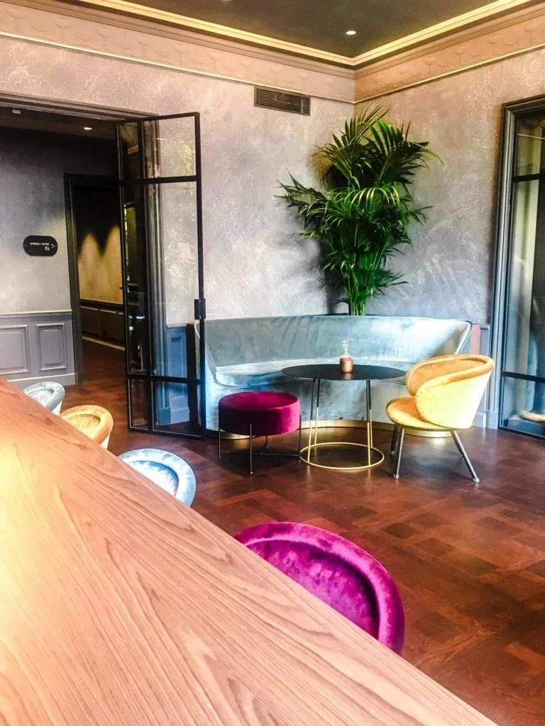 Victoria Palace - Les espaces de coworking