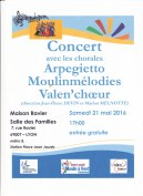 concert 21 mai 2016 salle ravier