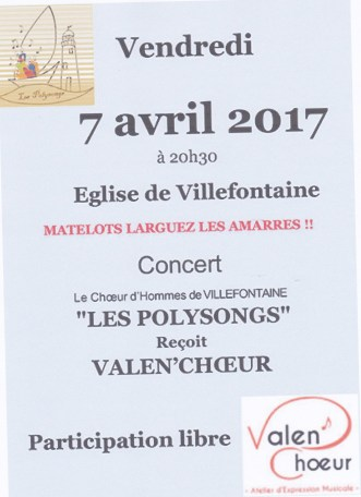 concert polysongs