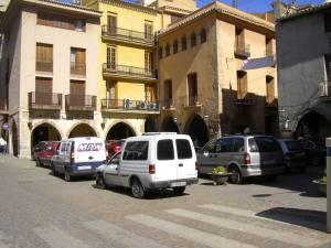 Vila real main square
