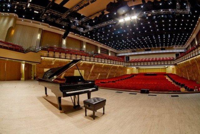 philharmonic omsk
