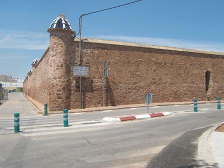 puzol wall