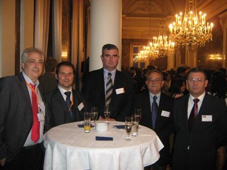 Valencian VIPs in Brussels