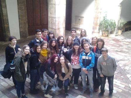 IES Barri del Carmen discovers El Cid - Valencia International