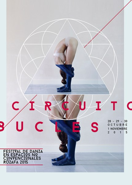 Cartel Circuito Bucles 2015