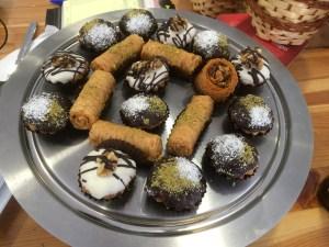 oriento desserts