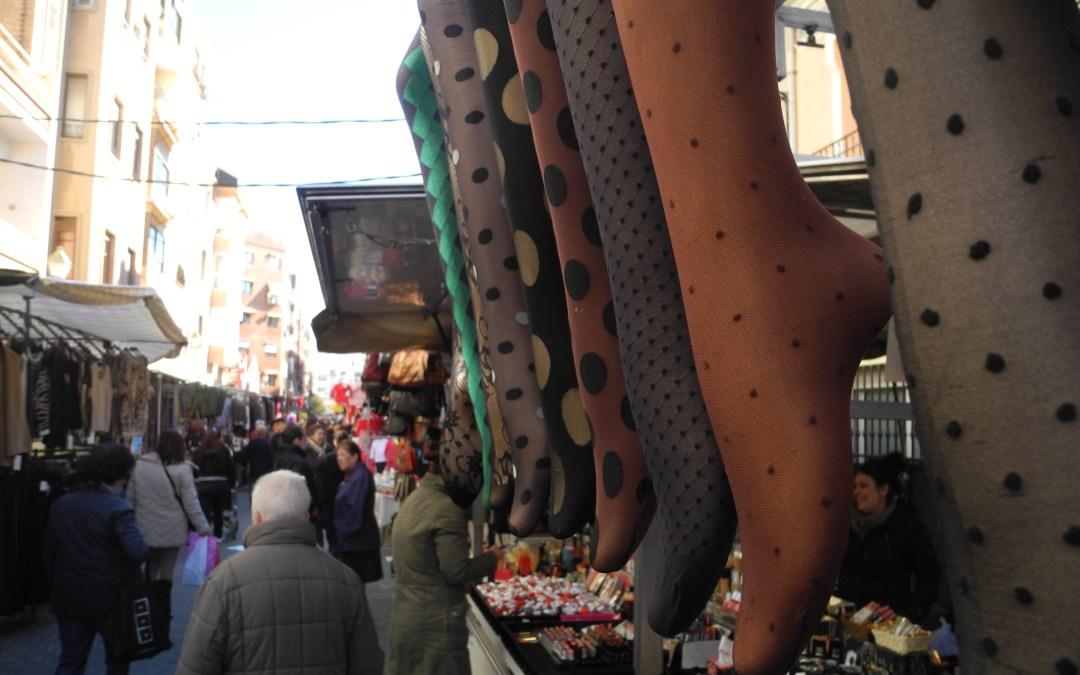 Benimaclet Street Market… ish