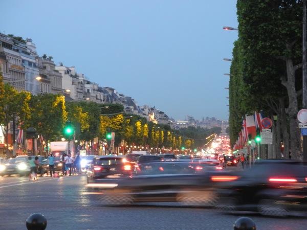 Quicktrip: Paris, Arc de Triomphe