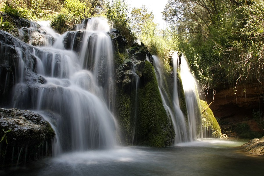 Toll Blau. Fuente: campingscomunidadvalenciana.campingsspain.com