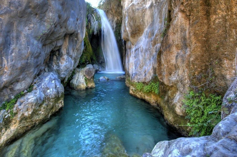 las cascadas m s bonitas de la comunidad valenciana