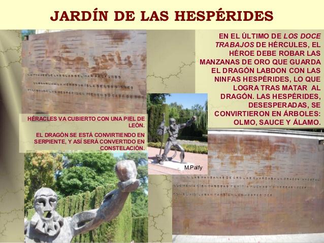 Conoces el jard n de las hesp rides en valencia for Jardin hesperides