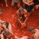 El origen de la Tomatina de Buñol