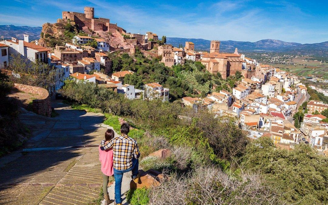 4 pueblos de la comunidad valenciana entre los m s for Cabanas en los arboles comunidad valenciana