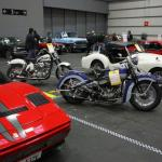 III Salón del Vehículo Clásico y de Época: Retro Auto&Moto Valencia (16-18 octubre)