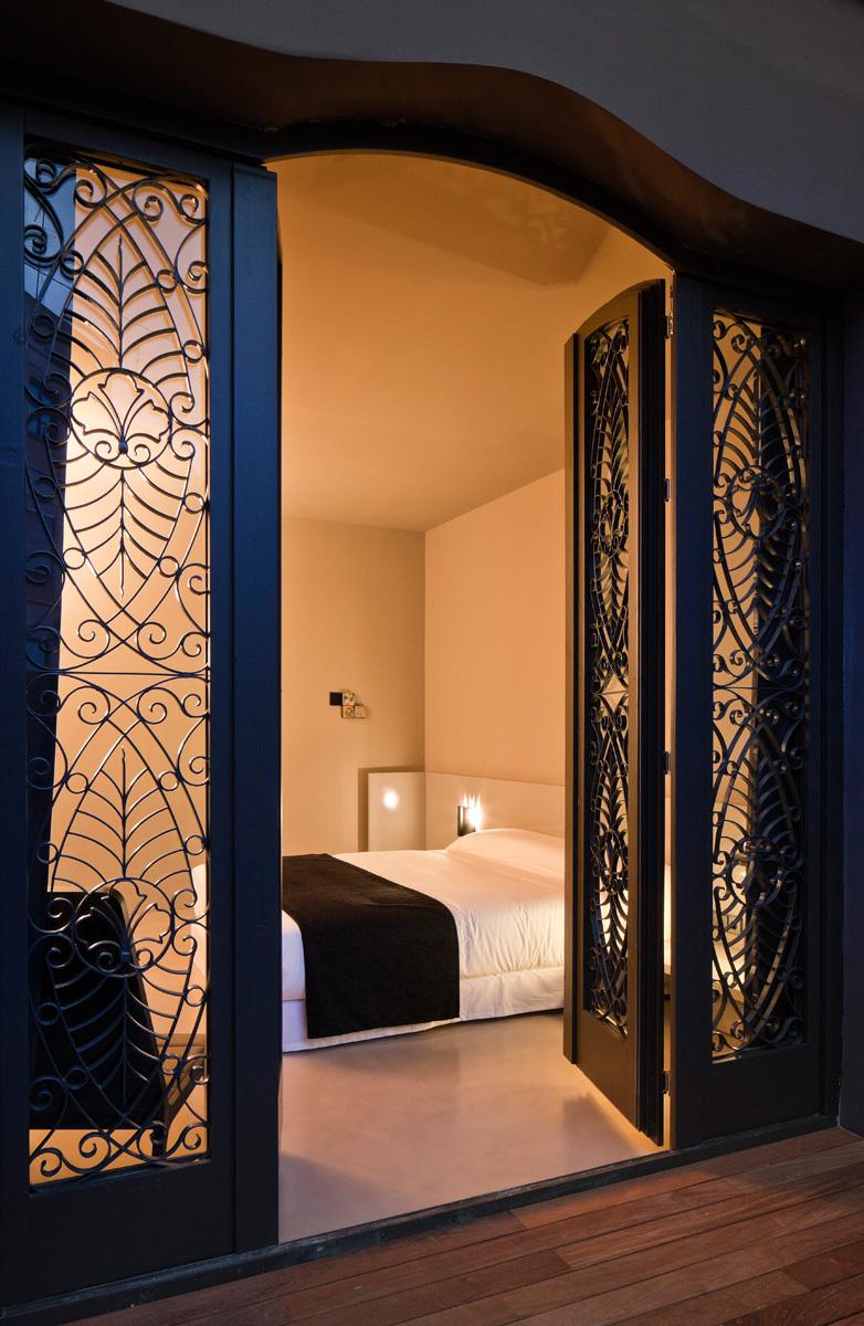 Habitación número 10. Fuente: carohotel.com