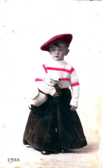 """Imagen de """"Colilla"""", el personaje creado por Muro en el número 14 de Los Chicos (imagen tomada de richardguillamon.blogspot.com)"""