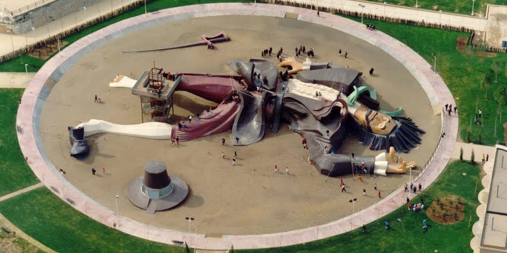 Resultado de imagen de parque gulliver