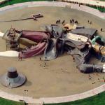 El parque Gulliver: 27 años de historia entre los valencianos