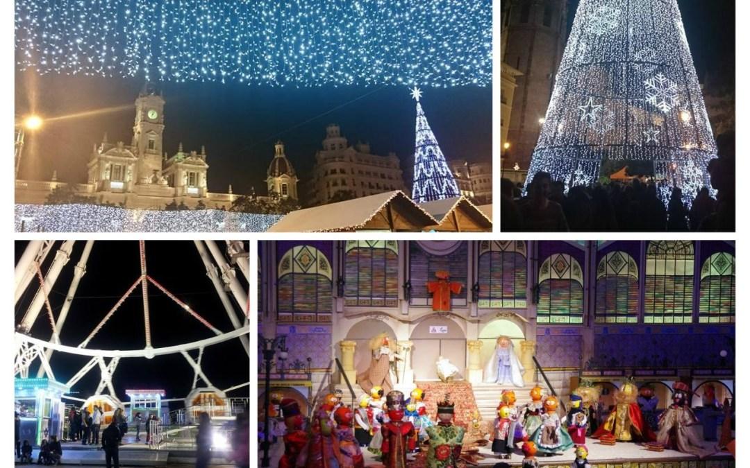 Guía completa para vivir las Navidades en Valencia