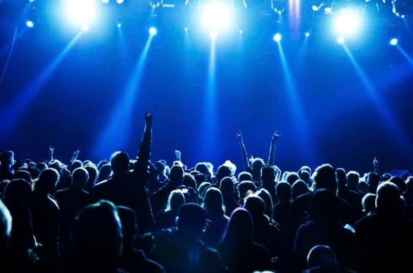 Maroon 5 Concert Ticket