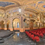 La curiosa, y preciosa, sala de conciertos y actividades que fue capilla neobizantina