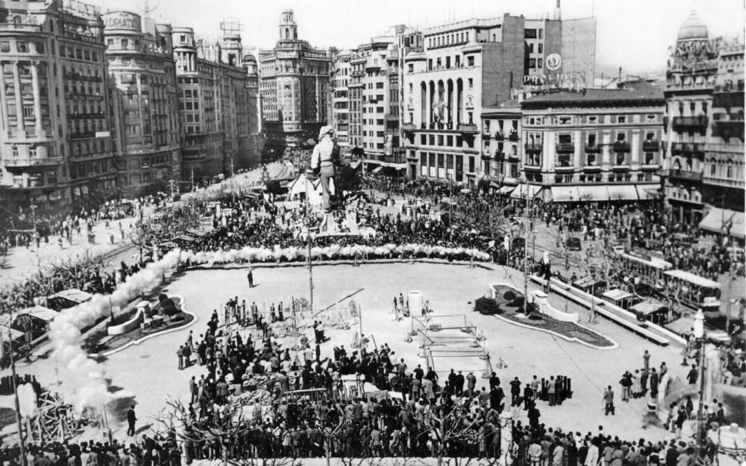 La historia y el verdadero origen de la masclet de valencia for Fotos antiguas de valencia