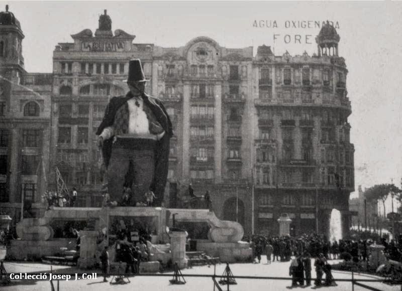 1944. Col·lecció Josep J. Coll. Fuente: jotajotacoll.blogspot.com.es