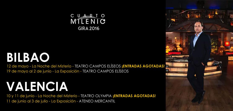 Cuarto milenio la exposici n y las noches del misterio for Exposicion cuarto milenio valencia
