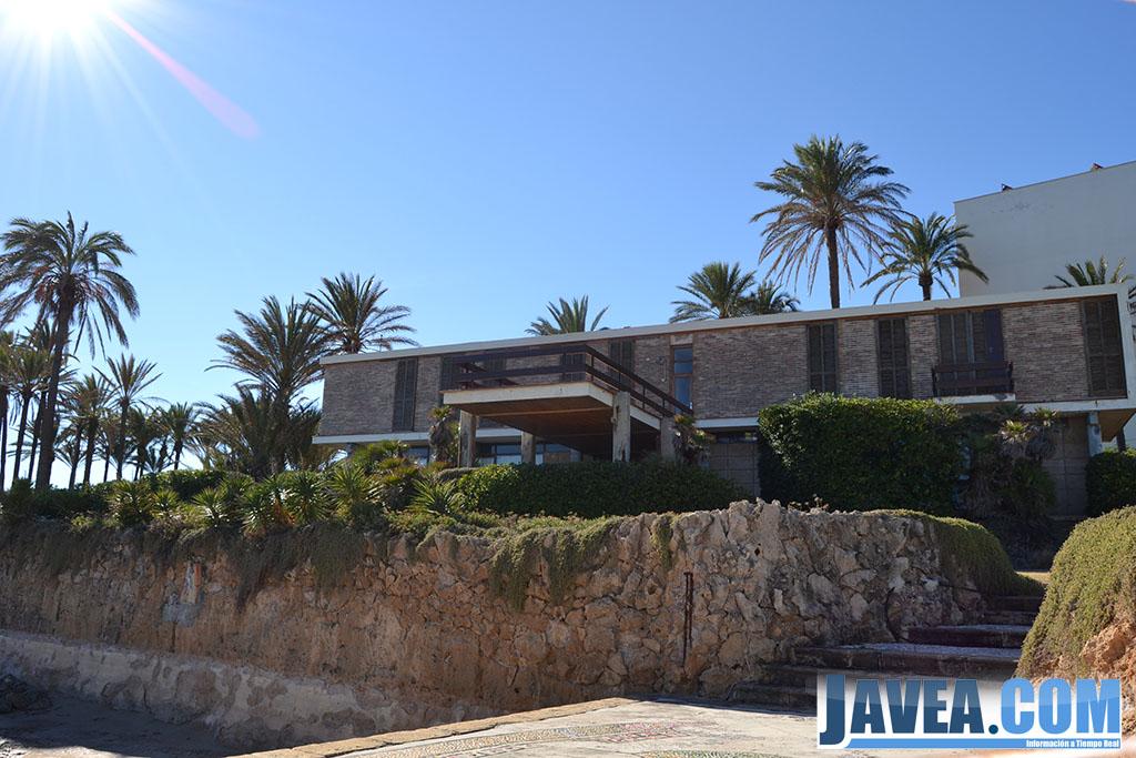 Casa del Ministro © Javea.com - Fuente original de la foto: http://www.javea.com/cala-del-ministro/