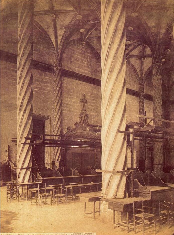 Interior_de_la_Llotja_de_València,_1870,_Jean_Laurent