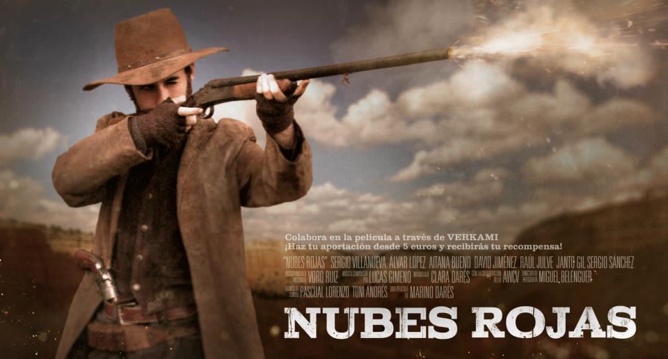 Un western a la valenciana: Nubes Rojas