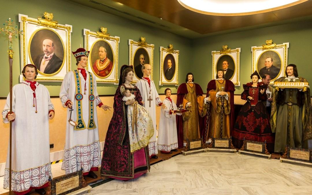 Los Bultos de San Vicente Ferrer