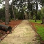 El pulmón de Burjassot, el Jardín de la Dehesa del Castell, vuelve a abrir sus puertas en 2018