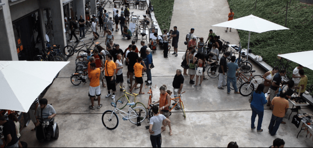 Bicifesta en La Rambleta