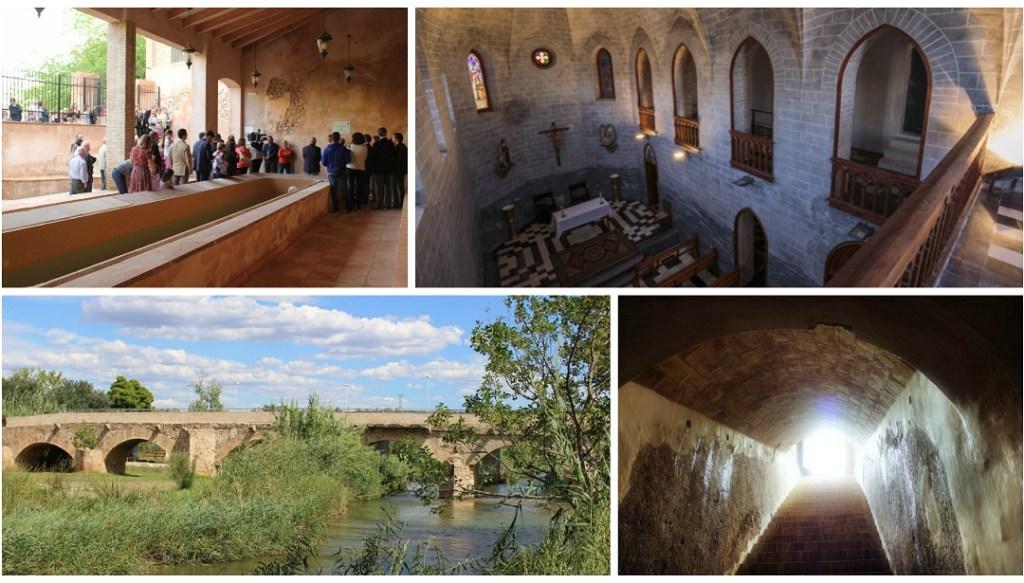 Visitas guiadas GRATUITAS a la Ruta Urbana del Agua de Riba-roja de Túria